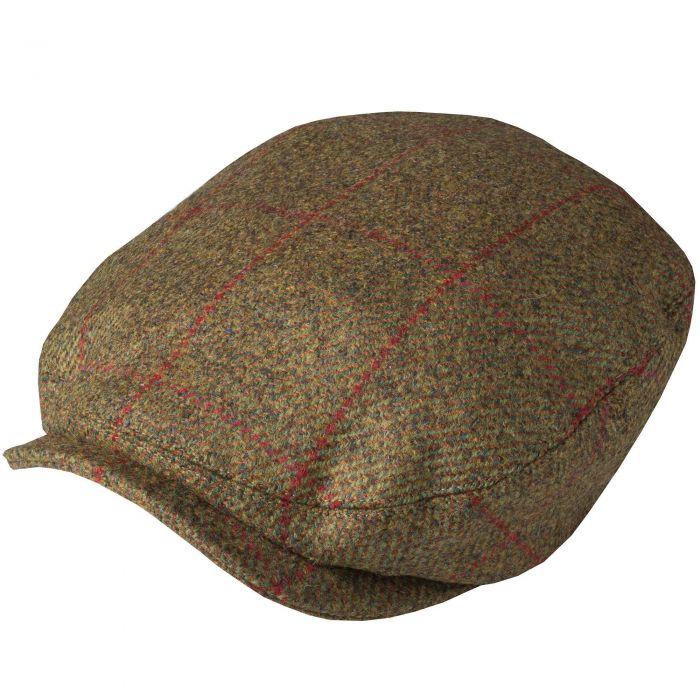 Thorner Tweed Baggy Bond Cap
