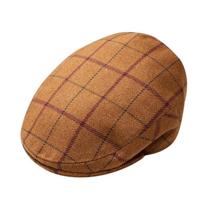 Skipton Tweed Garforth Cap