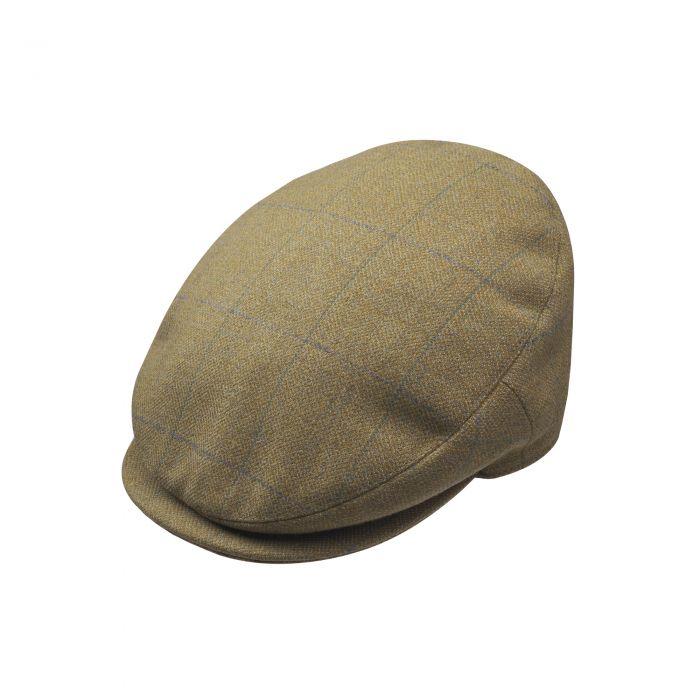 House Check Tweed Hemsley Cap