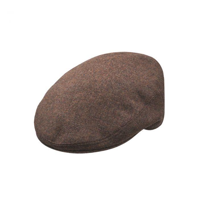 Bracken Shetland Wool Garforth Cap