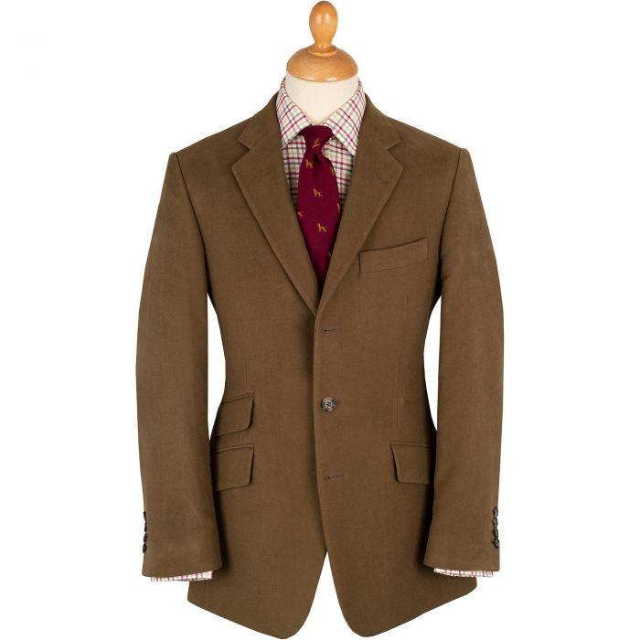 Lovat Earl Moleskin Jacket