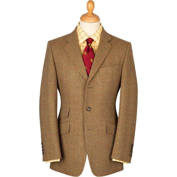Barleycorn Tweed Jacket