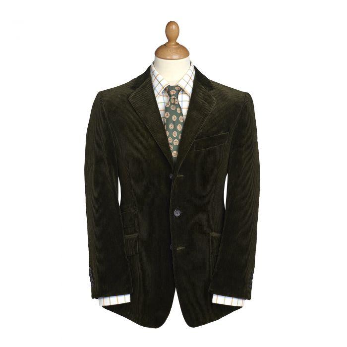 Olive York Corduroy Jacket