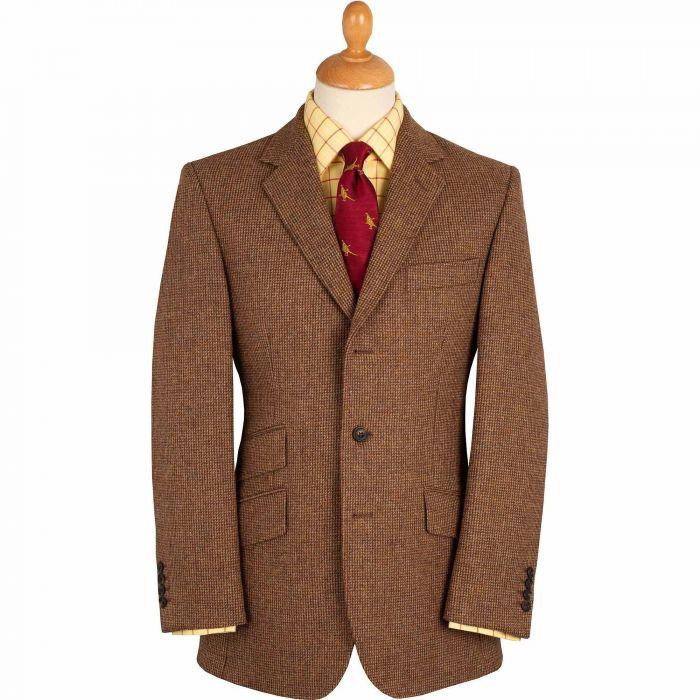 Brown Hunting Tweed Jacket