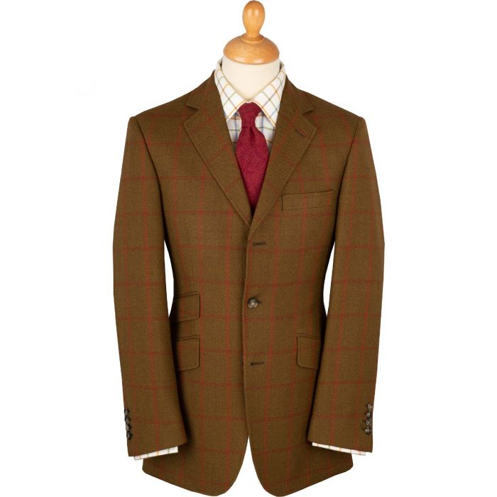 Brown Otley Tweed Jacket