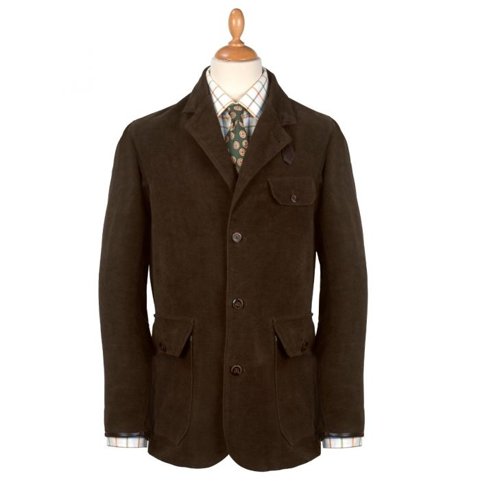 Moleskin Wayfarer Jacket
