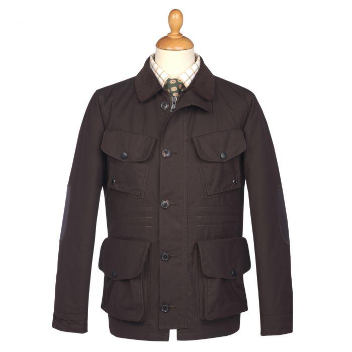 British Made Pimlico Dry Wax Jacket