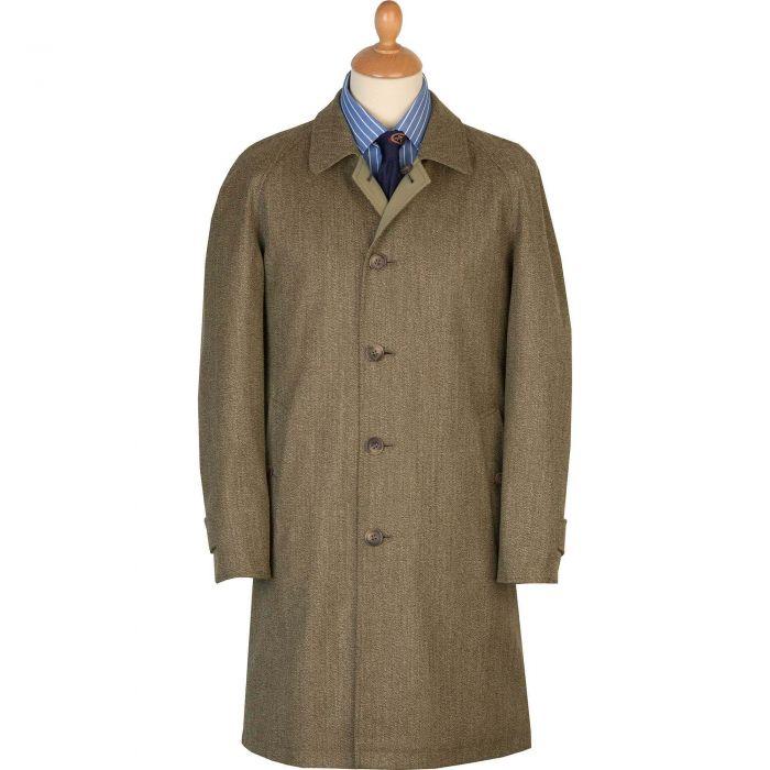 St James Reversible Raincoat