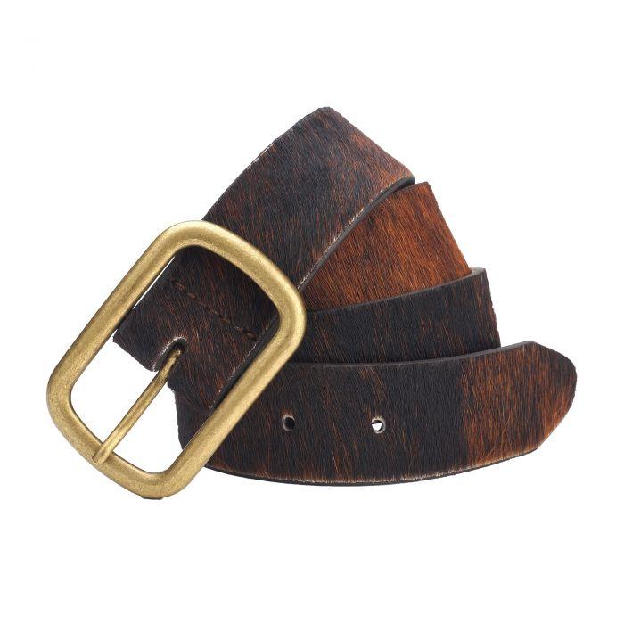 Spanish Hide Leather Belt