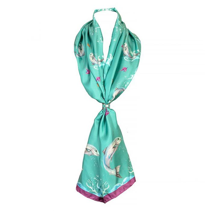 Catch and Release Sage Classic Scarf