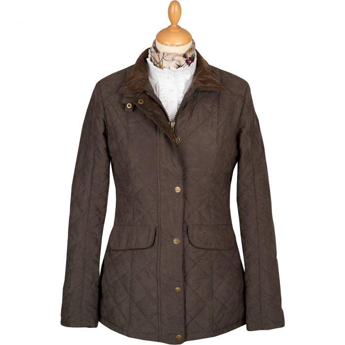 Olive Cheltenham Baleno Jacket