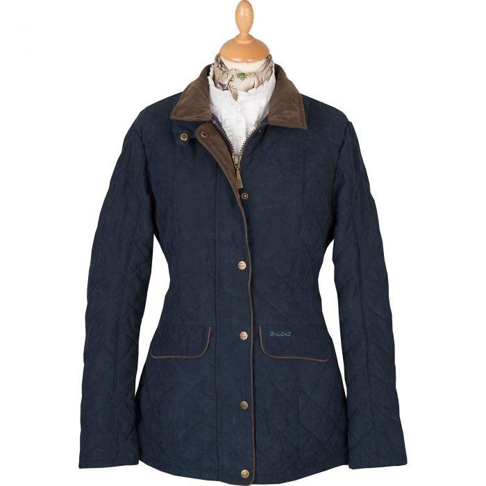 Navy Cheltenham Baleno Jacket