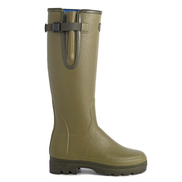 Le Chameau Lady Vierzonord Lined Boots