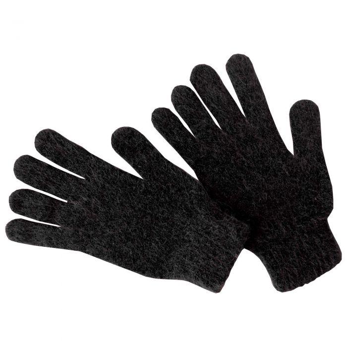 Charcoal Grey Possum Gloves