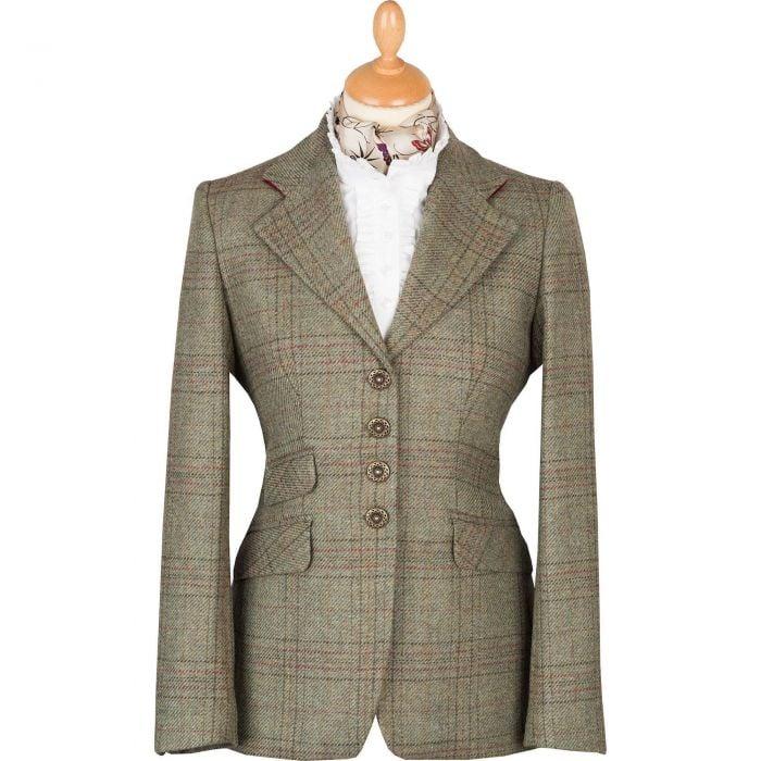 Green T.ba Double Vent Jacket