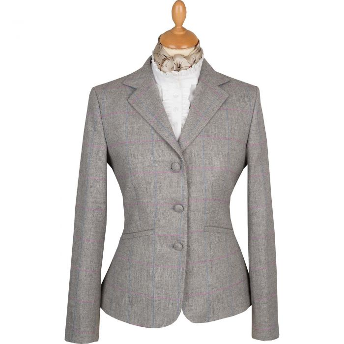 Portobello Tweed Chelsea Jacket