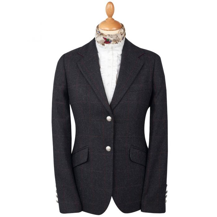 Shaftesbury Tweed Hacking Jacket