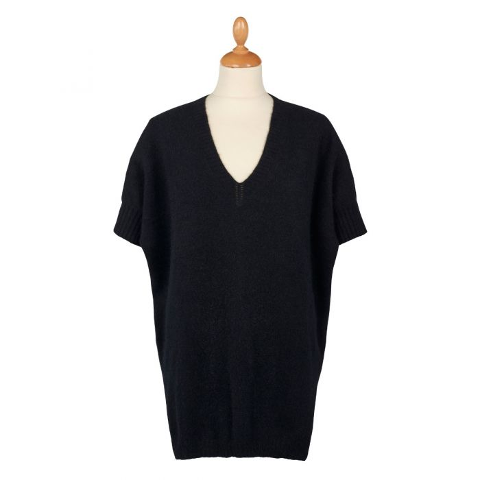 Possum Loose Fit V Neck Tunic