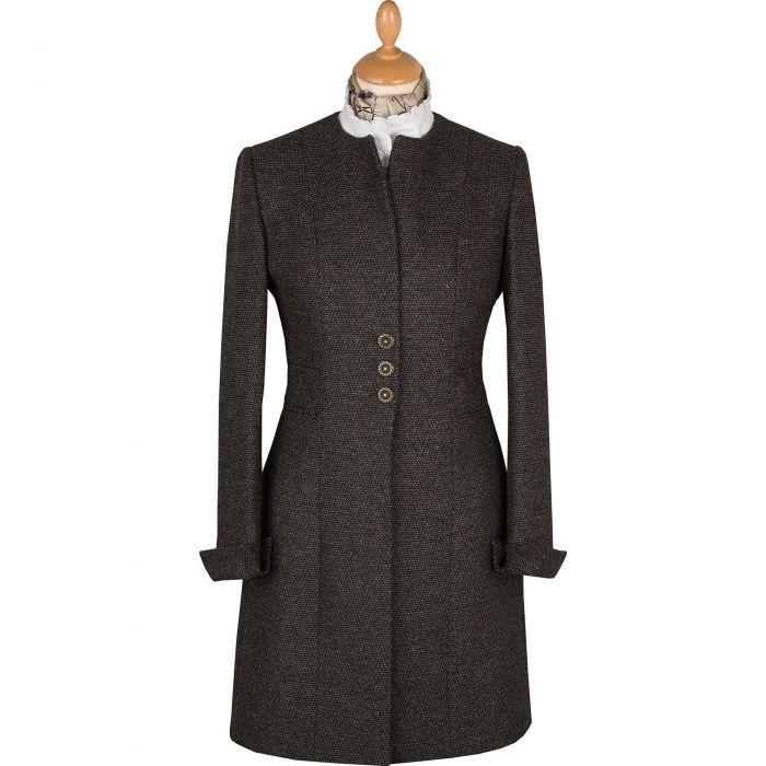 Black Causcasus Tba Coat