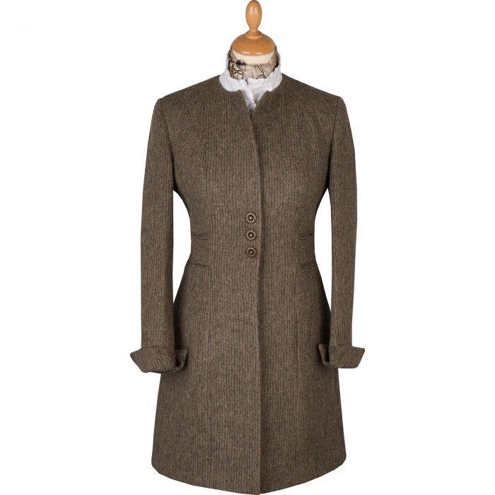 Green Causcasus Tba Coat