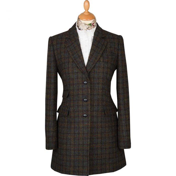 Kendal Harris Tweed Coat
