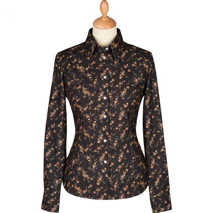 Elizabeth Liberty Soft Babycord Shirt