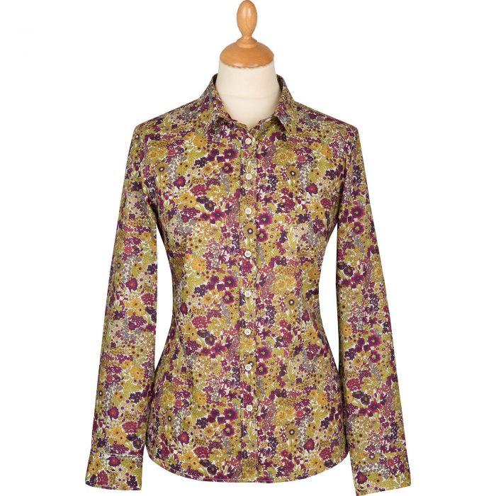Margaret Annie Tana Lawn Liberty Shirt