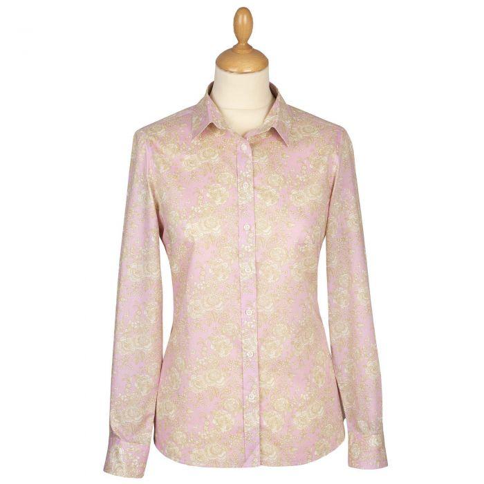 Cambridge Lace Tana Lawn Liberty Shirt