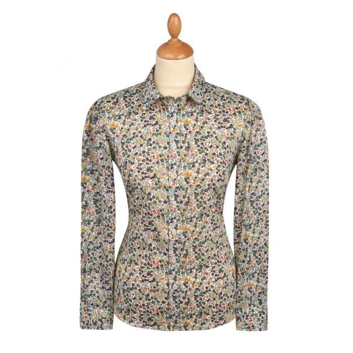 Wiltshire Liberty Cotton Shirt