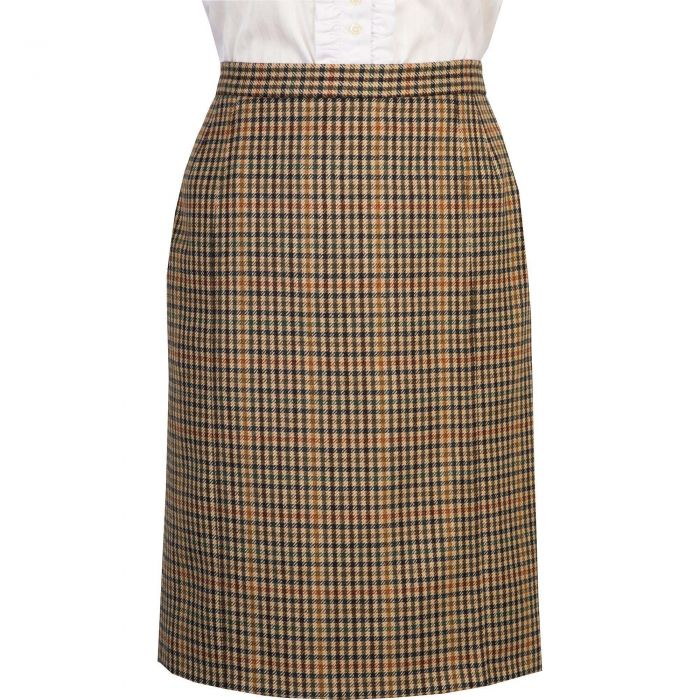 Wincanton Tweed Pencil Skirt