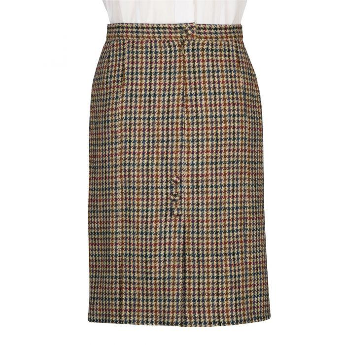 Sudbury Tweed Pencil Skirt