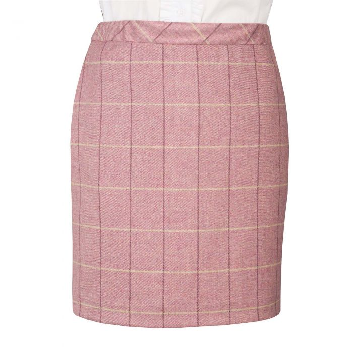 Pink Morely Short Skirt