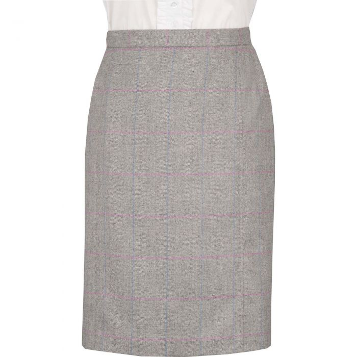 Portobello Tweed Pencil Skirt