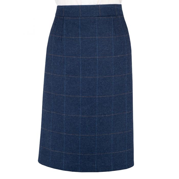 Eton Pencil Skirt
