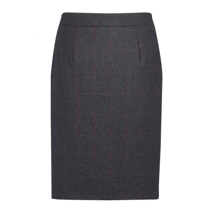 Shaftesbury Tweed Pencil Skirt