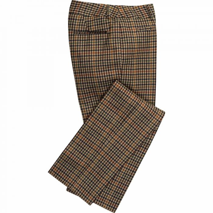 Wincanton Tweed Pencil Trousers