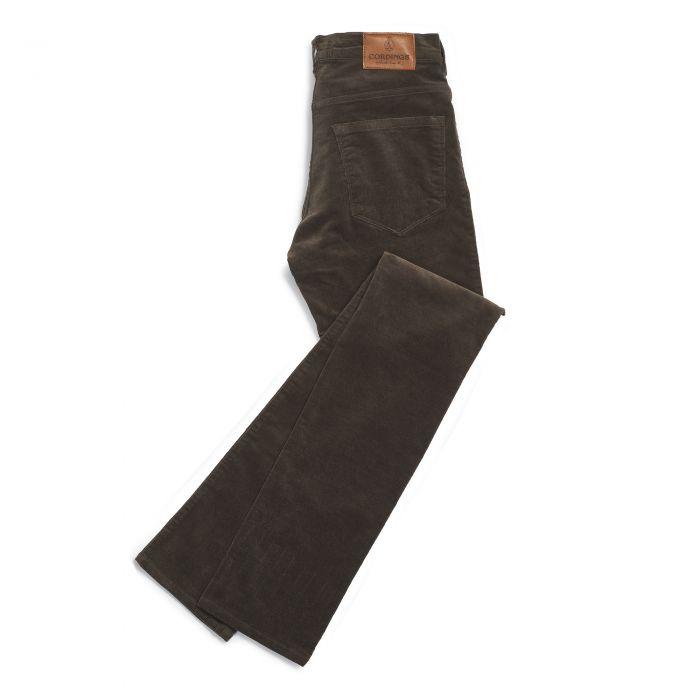 Nutmeg Classic Stretch Needlecord Jeans