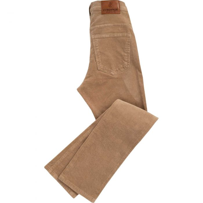 Sand Classic Stretch Needlecord Jeans