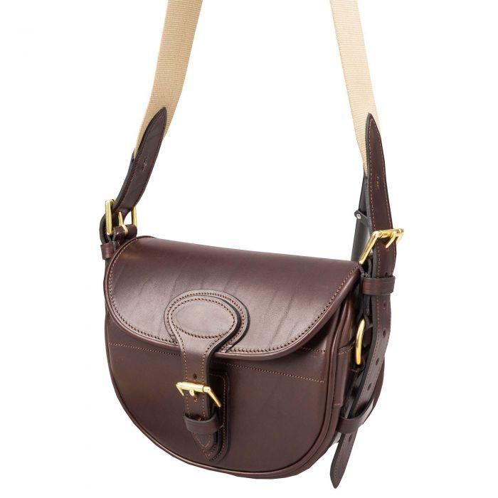 Bridle Leather 75 Cartridge Bag