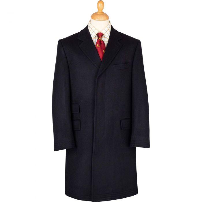Navy Original Covert Coat