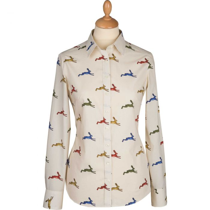Running Hare Cotton Shirt