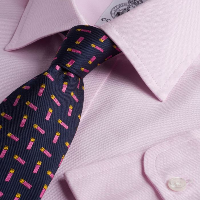 Pink Classic Oxford Shirt