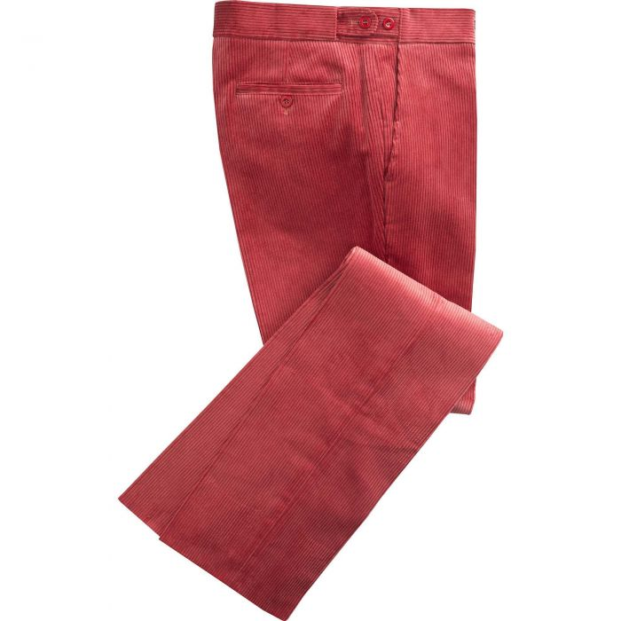 Rosebud Pink Corduroy Trousers