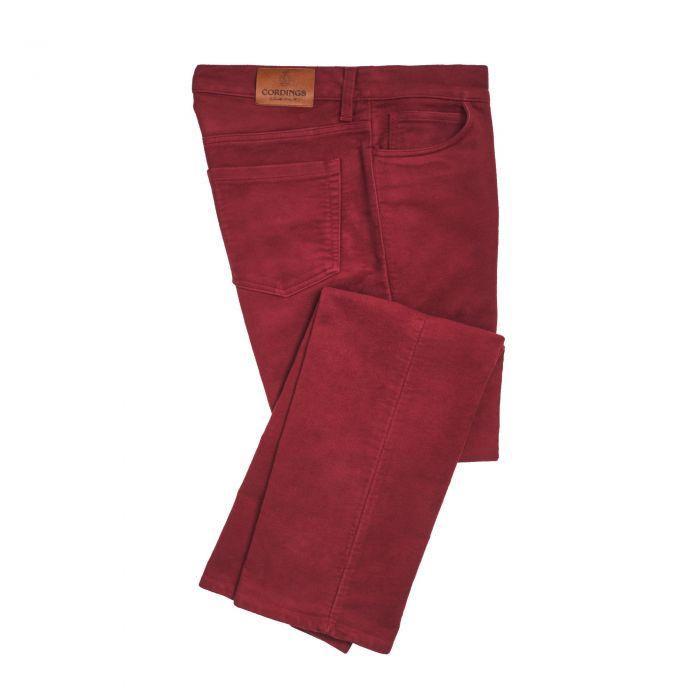 Red Stonecutter Moleskin Jean