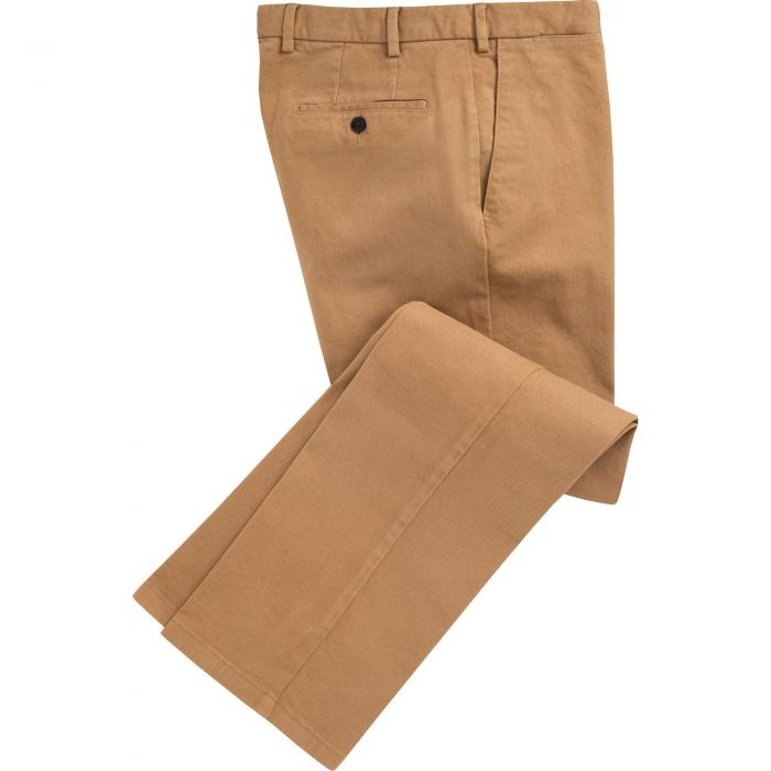 Khaki Cattrick Heavy Drill Trouser