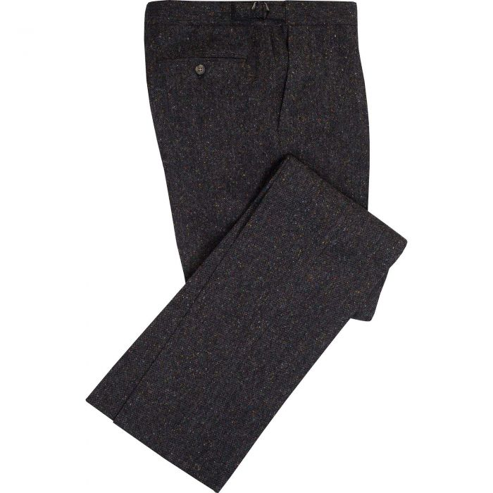Grey Derry Irish Donegal Trousers