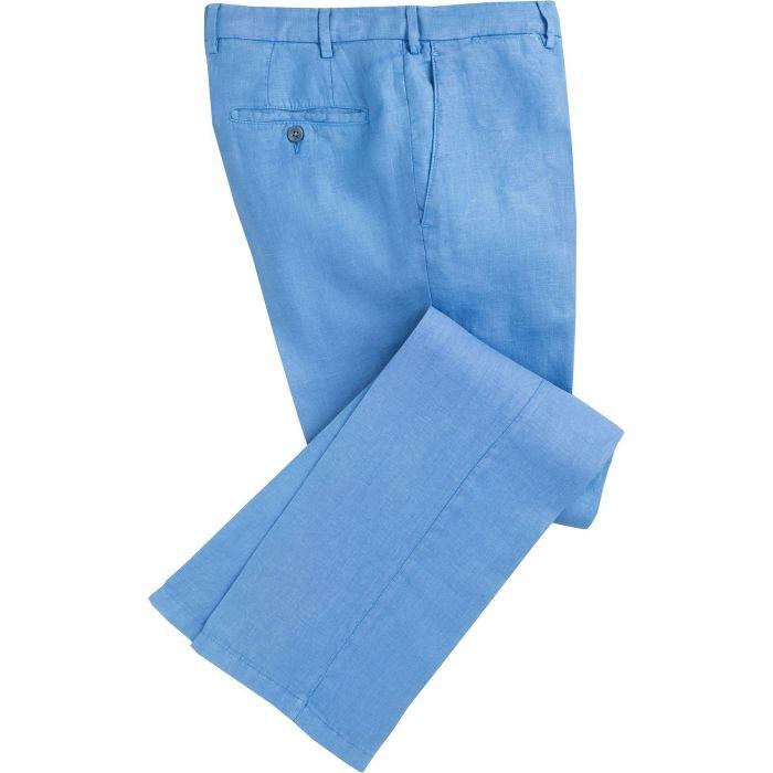 Blue Sky Douglas Linen Trousers