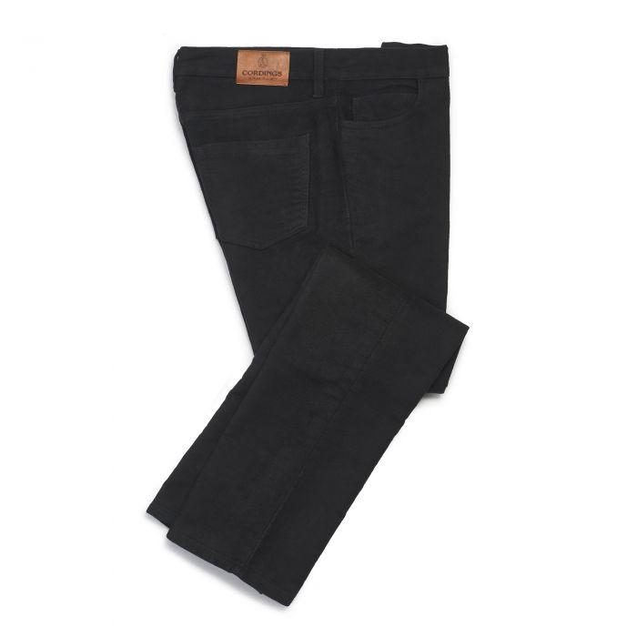 Black Stonecutter Moleskin Jean