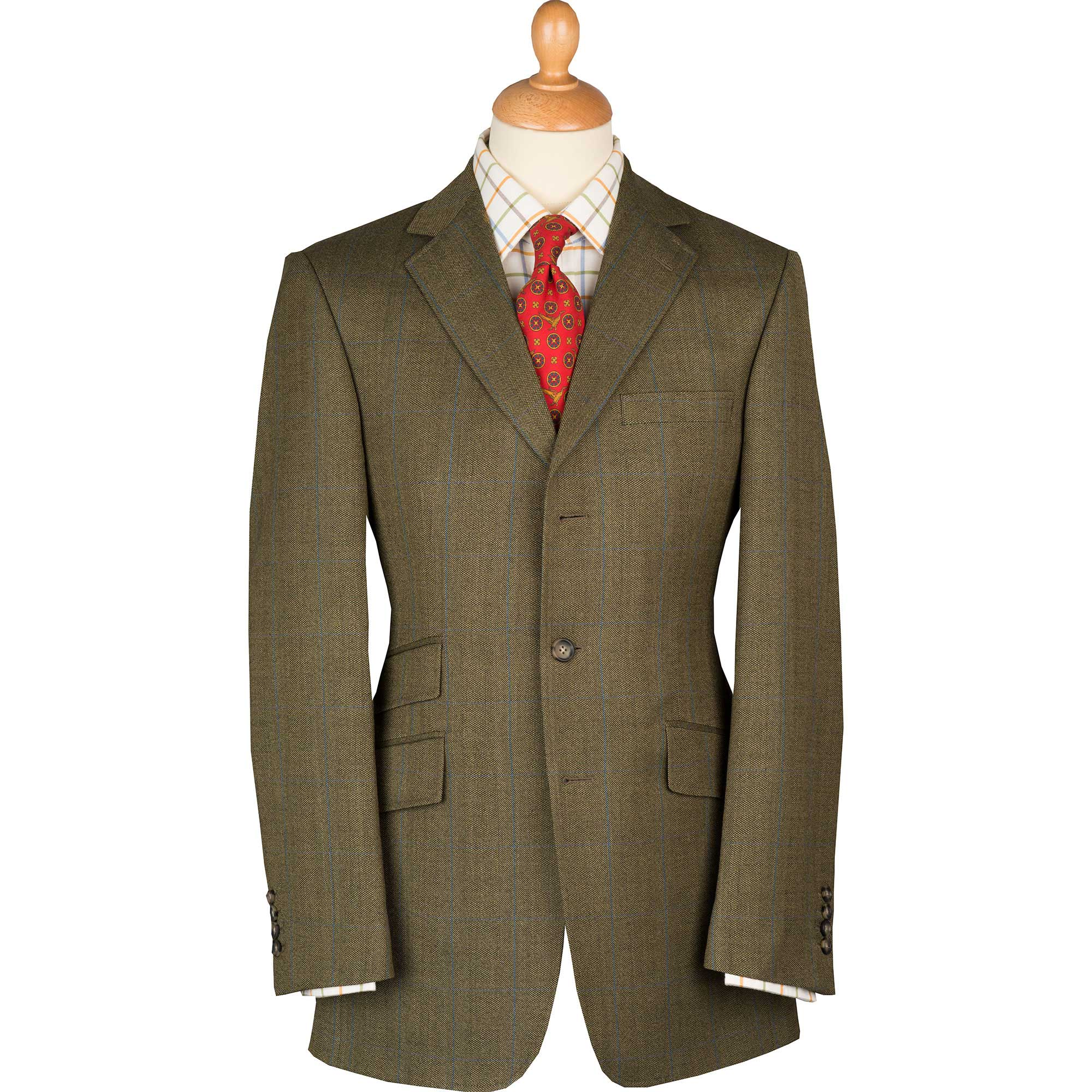 3e8514f4e Elland Lightweight Tweed Jacket